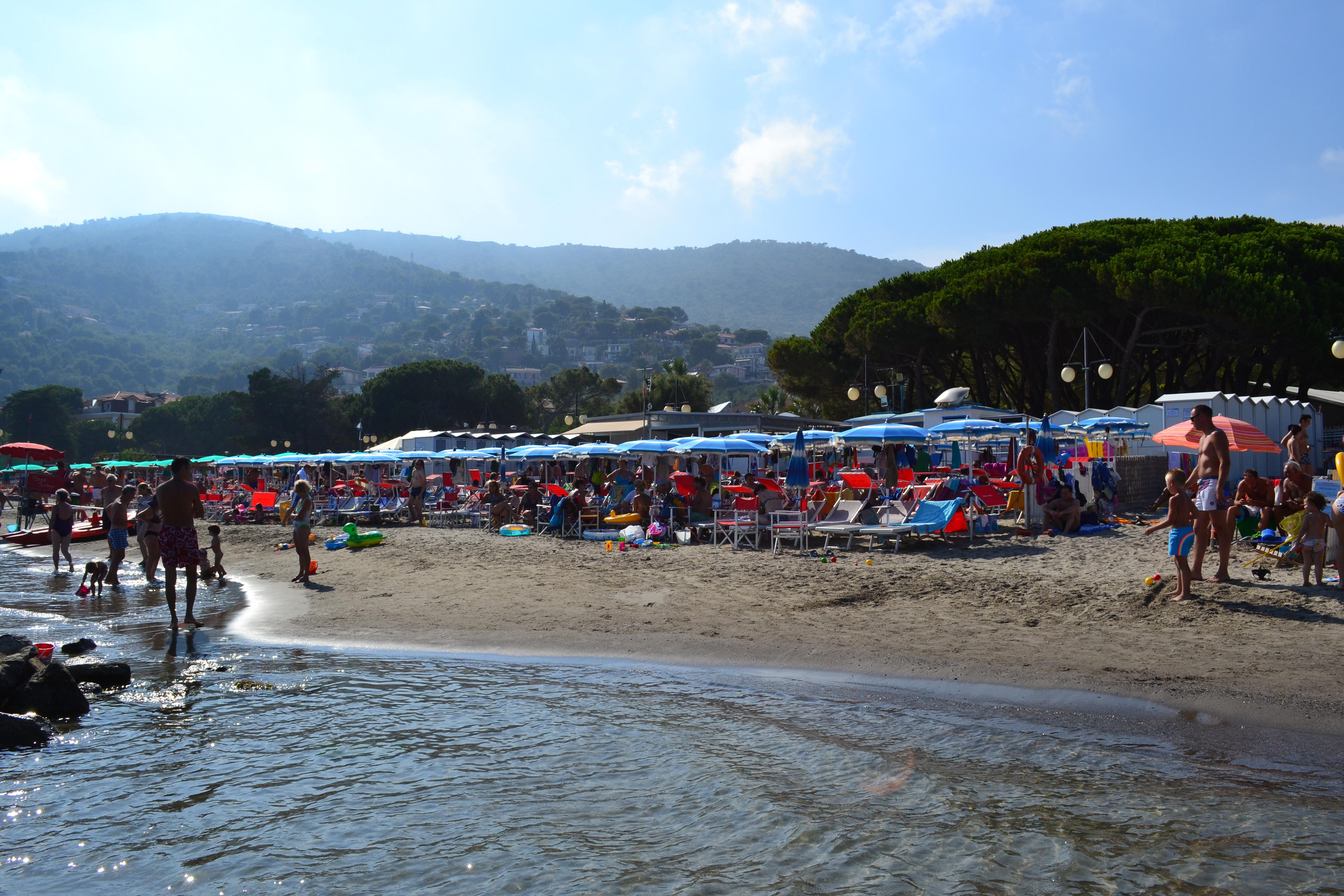 spiaggia andora appartamenti vacanze
