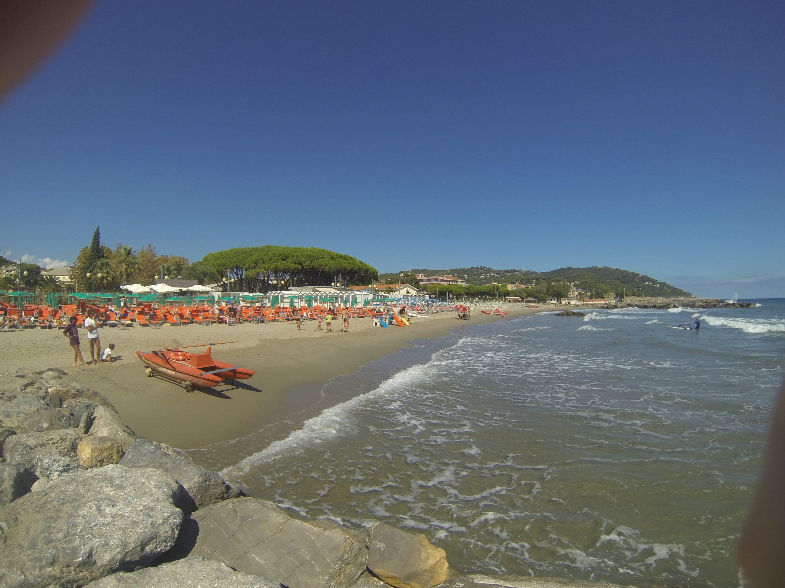 in Liguria-appartamenti per vacanze ad andora