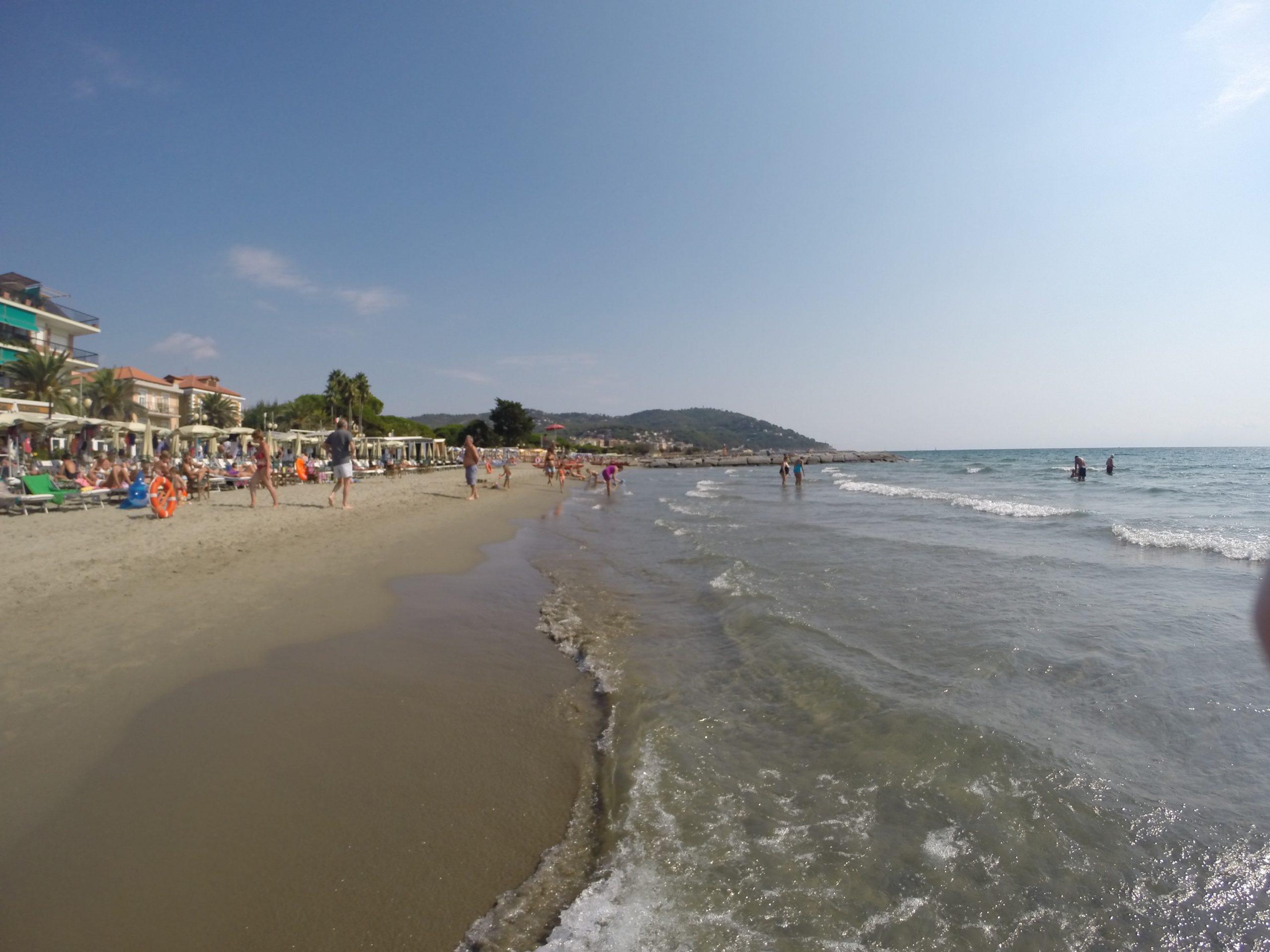 foto spiaggi andora